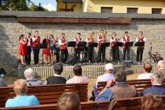 Pouťový koncert Luka nad Jihlavou 26.8.2018