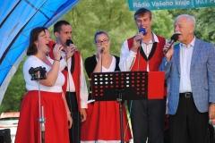 Přehlídka dechových hudeb Dolní Cerekev 8.9.2019