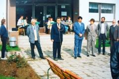 Květen 1996 - mítink ODA