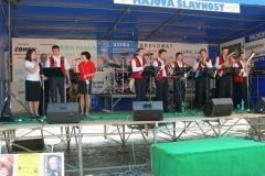 Májová slavnost Luka nad Jihlavou 1.5.2009