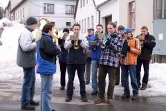 Masopust Kamenice 25.2.2006